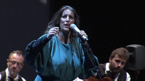 La cantaora Argentina, presentará en Ayamonte su espectáculo Idilio