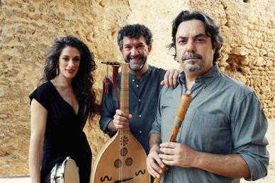 AXABEBA, música antigua castillo de aracena
