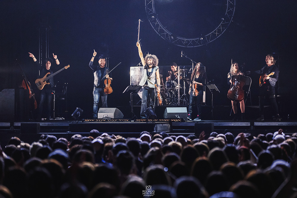 ara malikian, concierto, violín, plaza toros huelva, música, cabaret festival