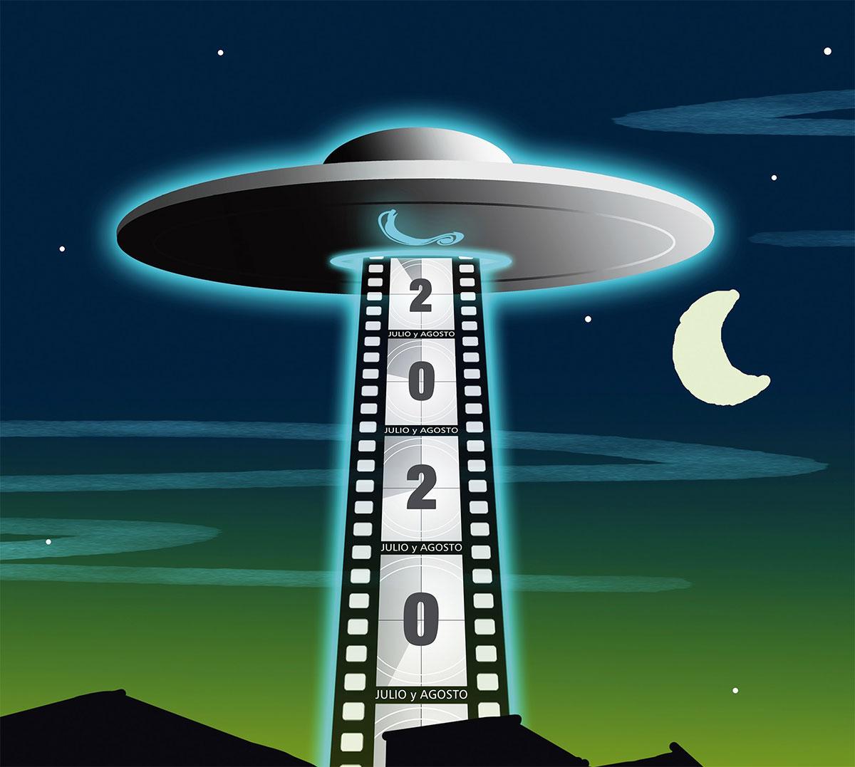 Festival de Cine Bajo la Luna Islantilla Cineforum 2020