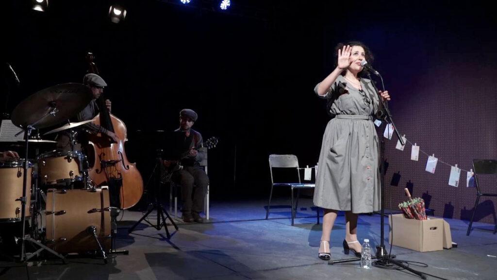 Lola Botello Cordelia Cuarteto de Jazz Dolmen de Soto Agosto 2021