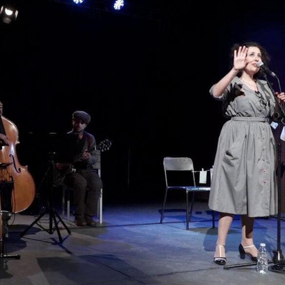 Lola Botello Cordelia Cuarteto de Jazz Dolmen de Soto Agosto 2020