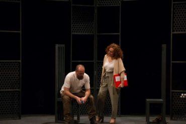 teatro, arte dramático, Huelva, las cocheras del puerto