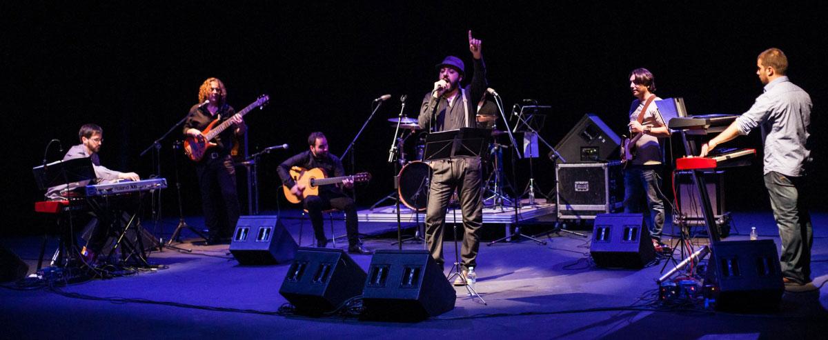nietos del agobio concierto Huelva