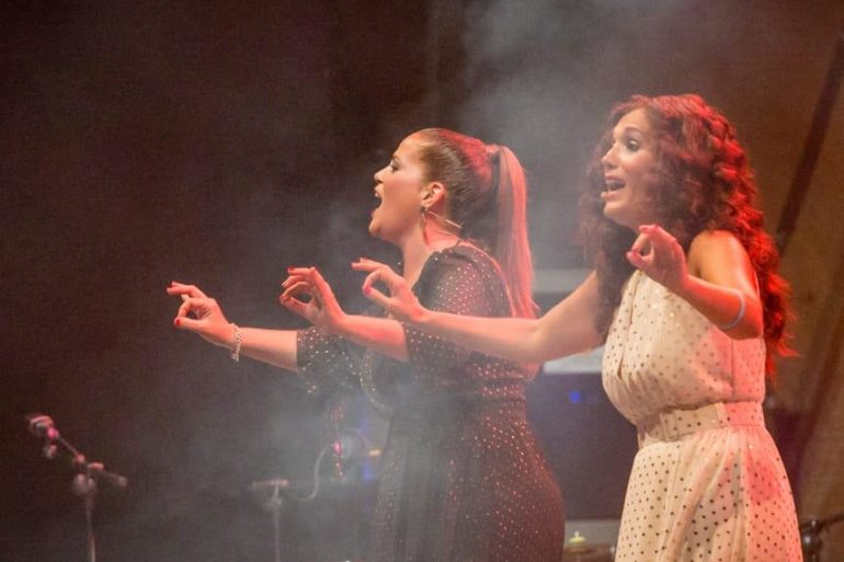 Palodulce Flamenco en concierto 21 de agosto Huelva