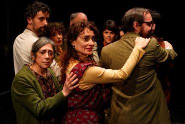 Los árboles Teatro Huelva 2020 teatro anfitrión