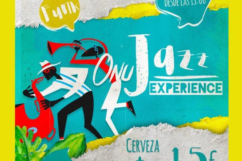 Onujazz Experience en Blue OX 12 de Septiembre 2020 Aqualón