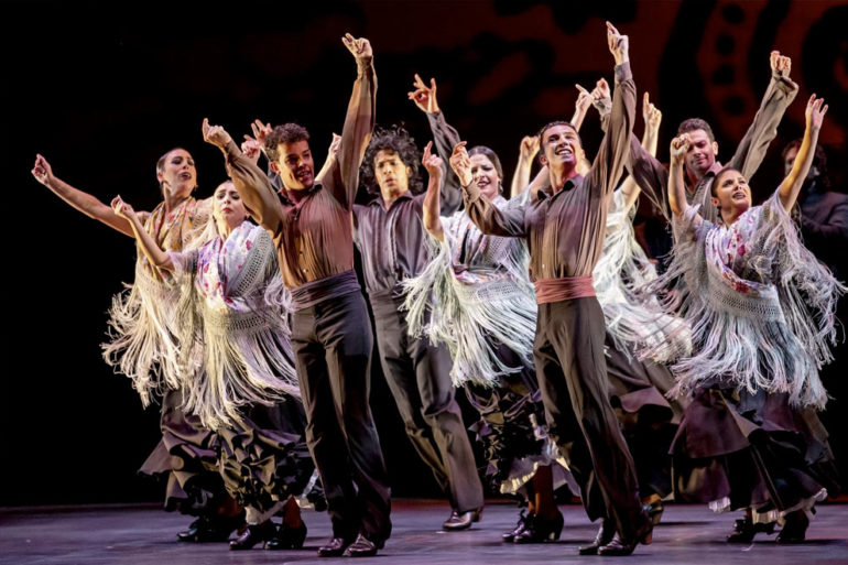 Ballet Flamenco de Andalucía Festival de Flamenco Ciudad de Huelva 2020 Andaluz