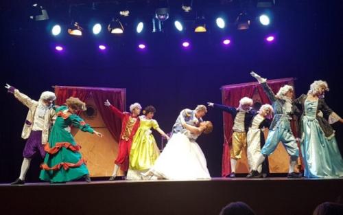 Cenicienta, el musical (Barbarie) en Trigueros