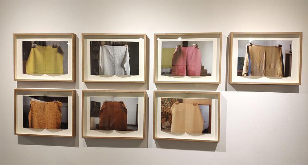 Exposición arte A2 sala de la provincia diputación de Huelva octubre Otoño Cultural 2020
