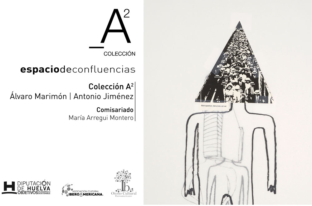 Exposición A2 Diputación de Huelva Sala de la provincia Arte Octubre 2020