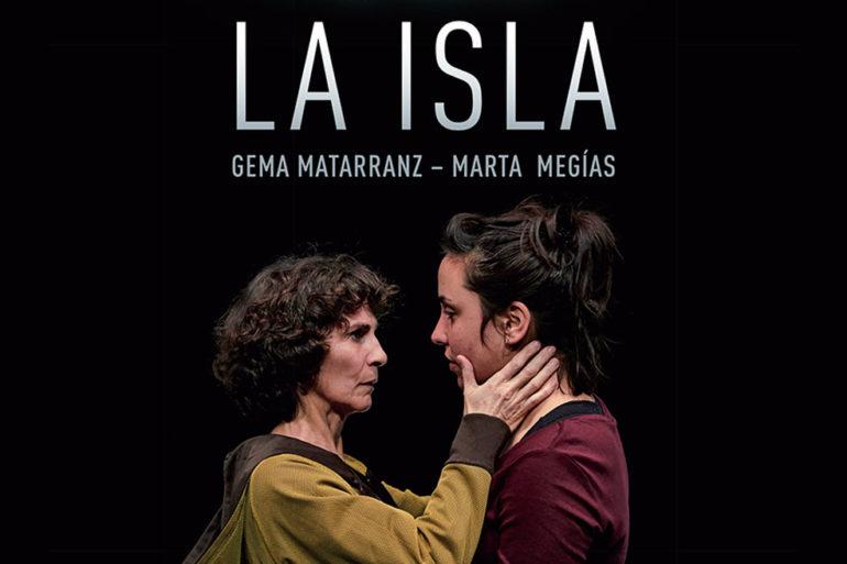 La Isla Teatro Cinema Corrales 2 de octubre de 2020 Cia. Histrión Huelva