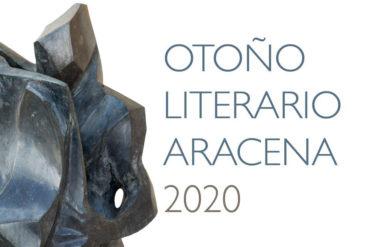 Otoño literario Aracena 2020 programación libros, cultura