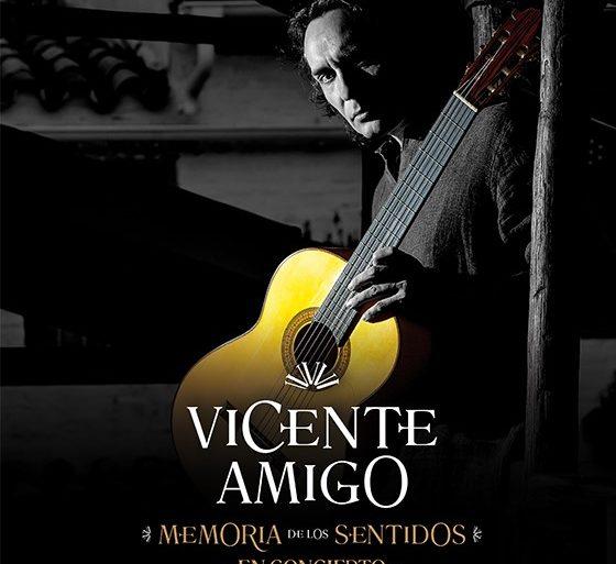 Vicente Amigo Festival de Flamenco Ciudad de Huelva 2020
