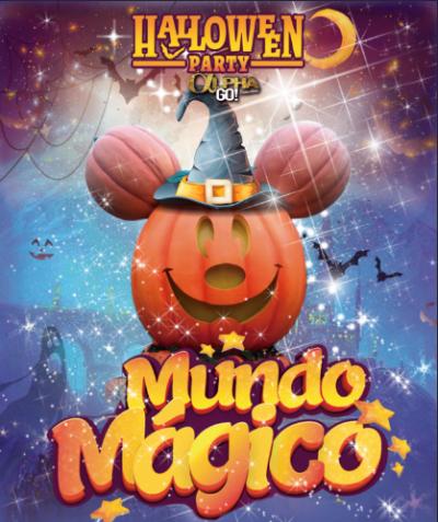 MUNDO MÁGICO ESPECIAL HALLOWEEN