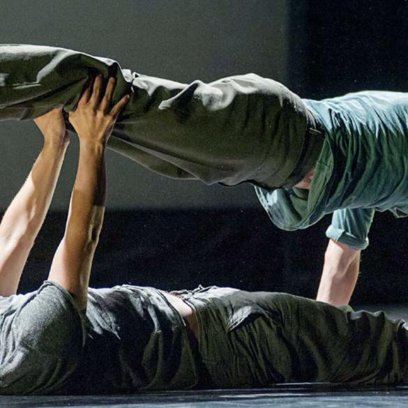 En Vano, la compañía Danza Mobile trae su espectáculo a Moguer en el día de la discapacidad