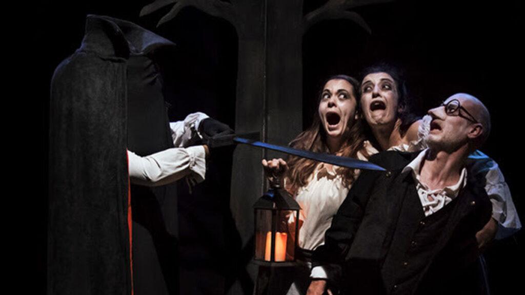 La Leyenda de Sleepy Hollow teatro para toda la familia en Huelva el 12 de diciembre 2020