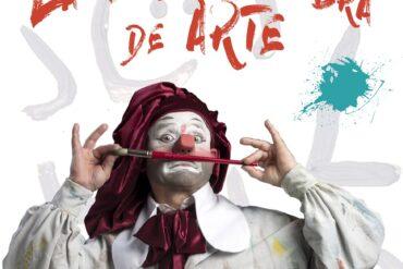 Teatro Clown Aracena Oriolo, La primera obra de arte 24 de octubre niños, malabares, 2020
