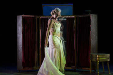 Mata Hari, la última mentira, Monologo en el Teatro de Mazagón