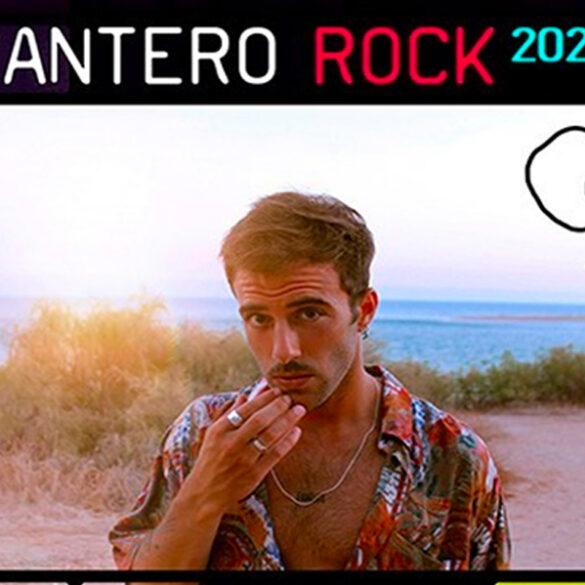 Alvarito de Luna Cantero Rock 2020 Octubre