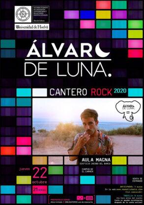 Alvarito de Luna Álvaro Cantero Rock 2020 Octubre