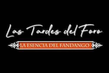 La esencia del fandango en las tardes del foro 30 de octubre 2020 flamenco Huelva