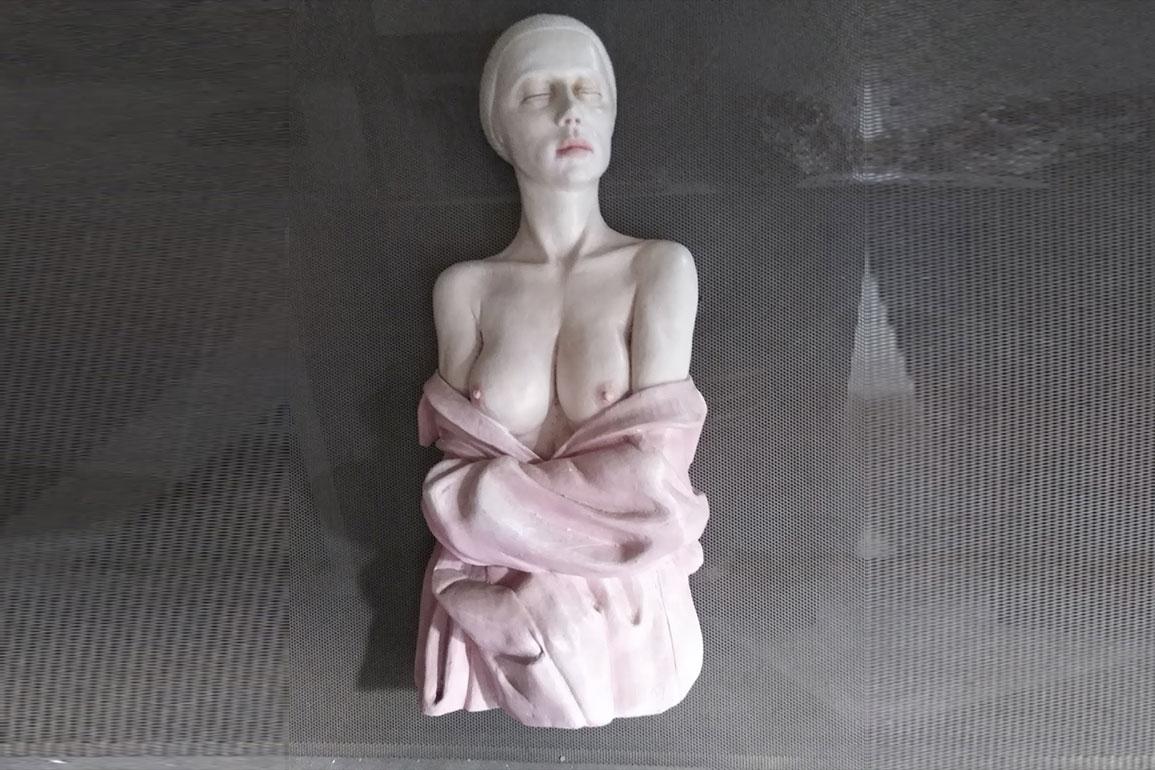 El cuerpo, un territorio habitado. Exposición de esculturas de José Antonio Faraco