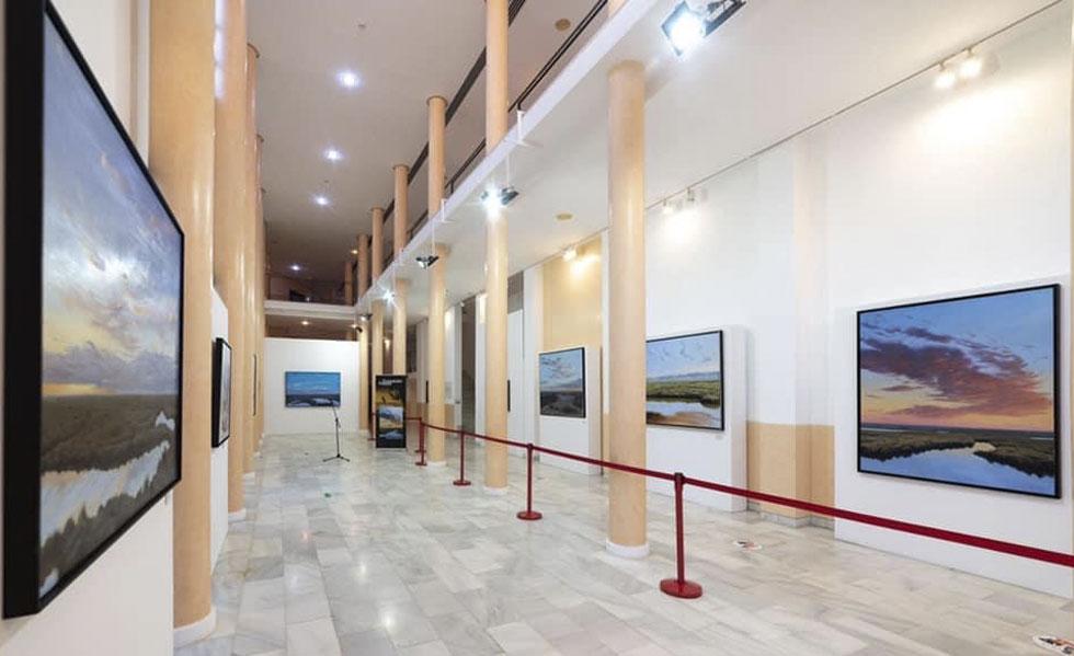 Exposición Pablo Gómez Moguer Octubre Noviembre 2020 Realismo Pintura