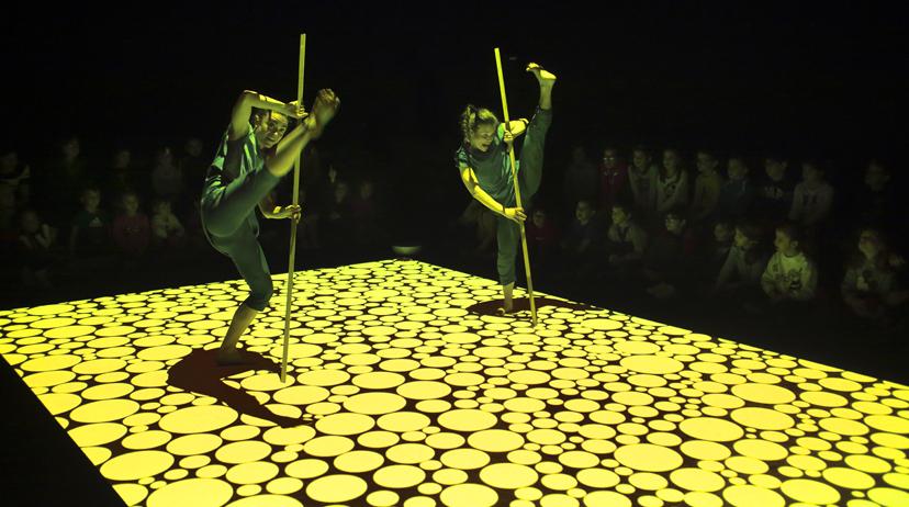 LÙ, danza y artes escénicas en el teatro de aracena