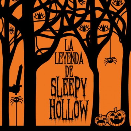 La Leyenda de Sleepy Hollow teatro para toda la familia en Moguer el 12 de diciembre 2020