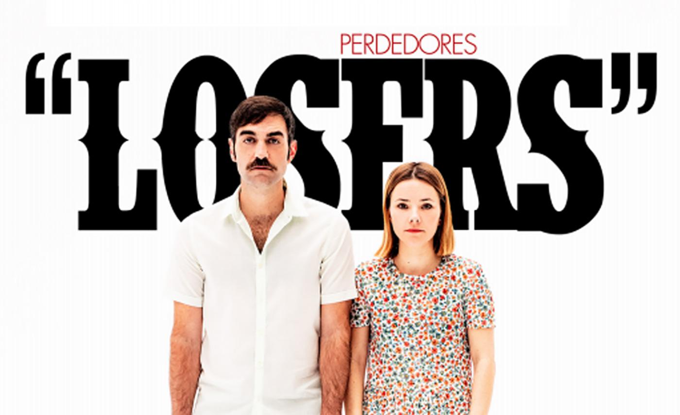 Losers perdedores teatro comedia octubre Almonte