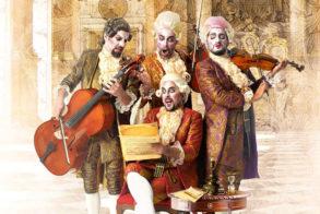 Concierto Teatro Clásico Música clásica Maestrissimo pagagnini Valverde del Camino