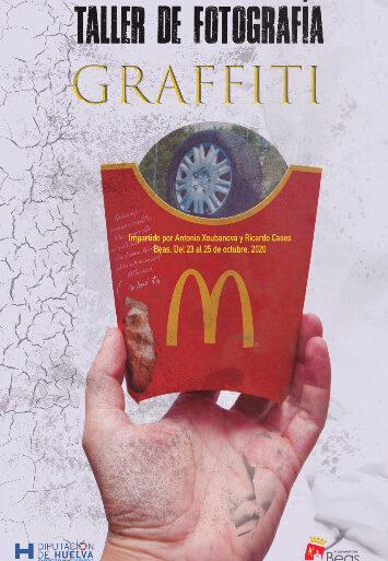 taller de fotografía graffiti Beas