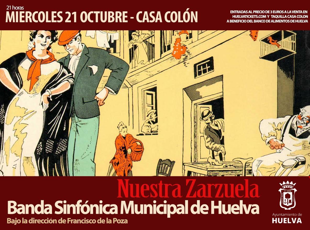 Zarzuela Banda Sinfónica Huelva 2020