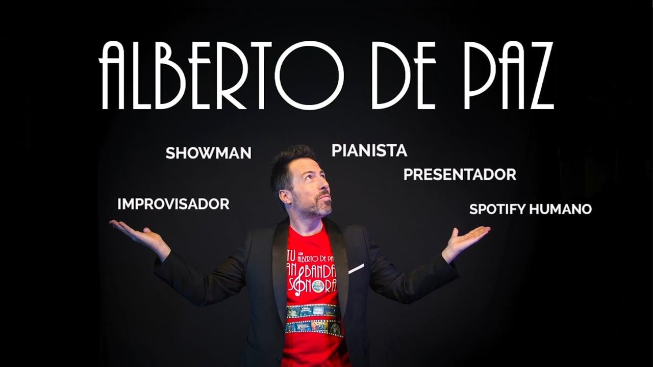 Alberto de Paz Universidad del Huelva Cantero Rock 2020 Noviembre Got Talent