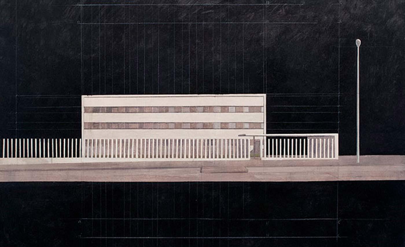 Exposición Daniel Bilbao Espacio 0 Galería Noviembre 2020