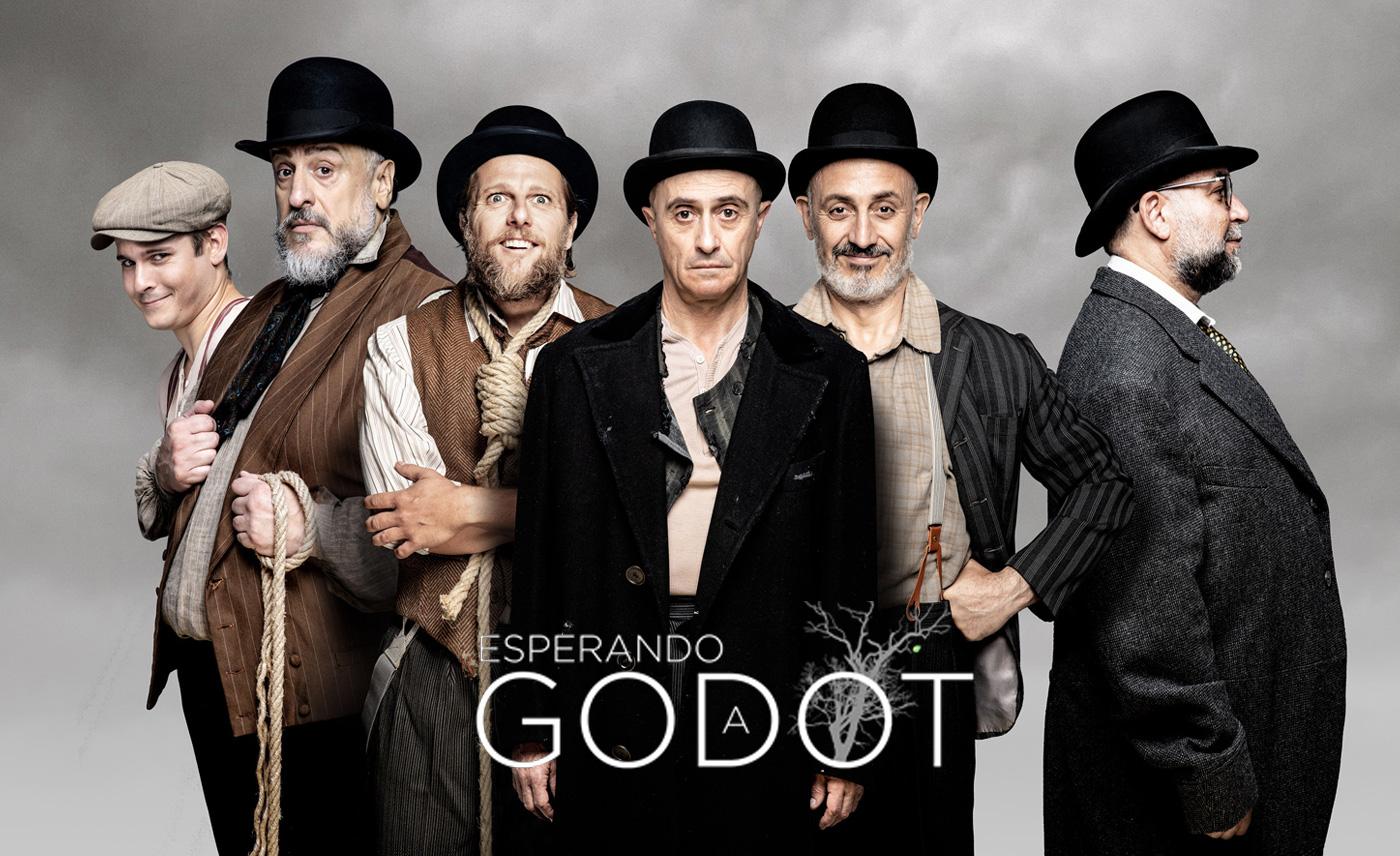 esperando a Godot teatro comedia Pepe Viyuela Cartaya Noviembre 2020