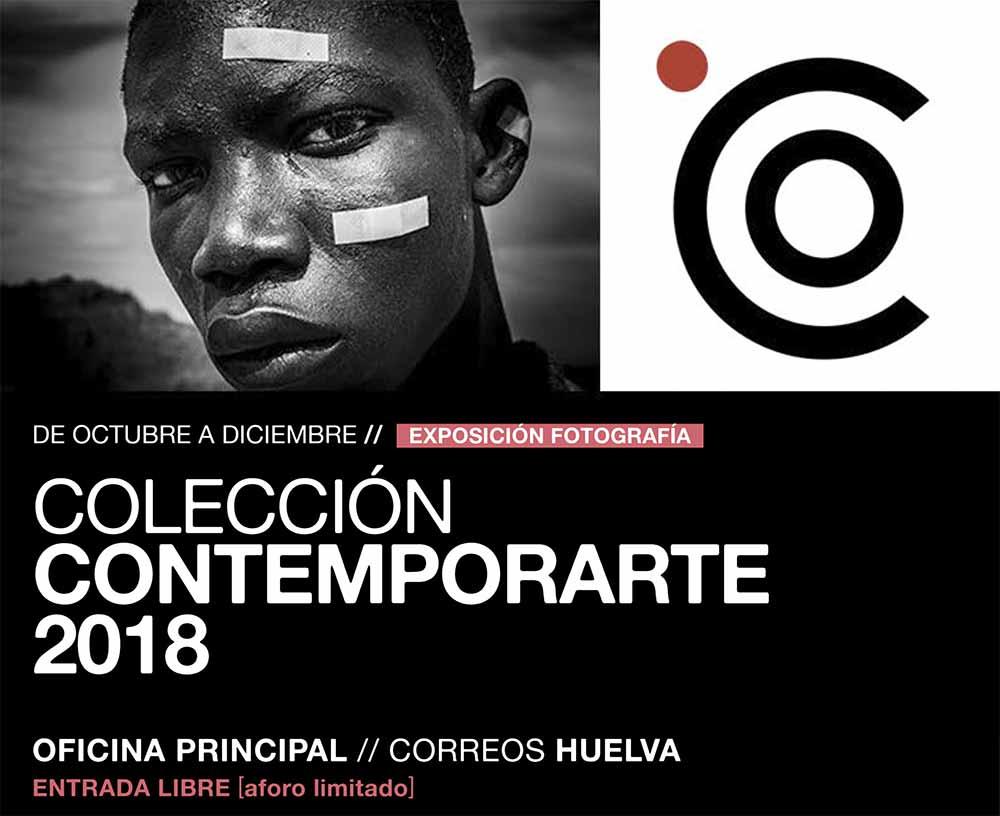 contemporarte exposición correos 2018 noviembre diciembre 2020 Huelva Universidad Cultura