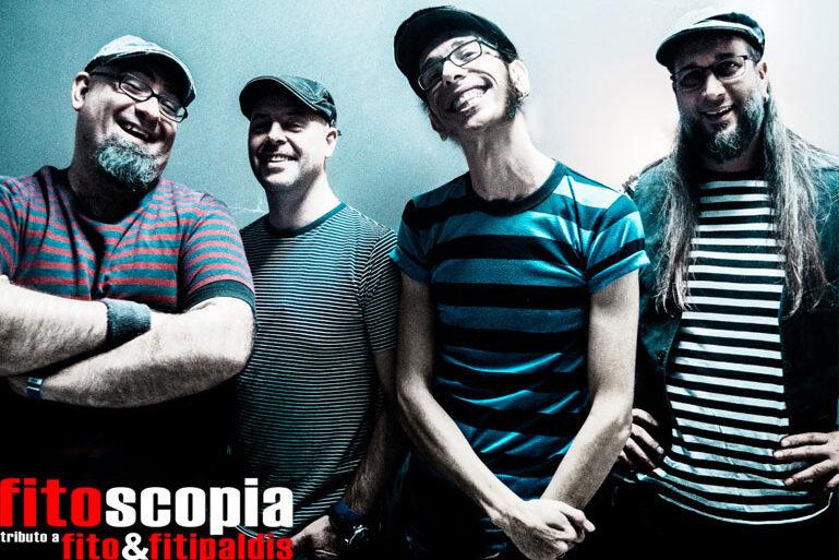 Fitoscopia Tributo Fito & Fitipaldis Cantero Rock 2020 Huelva concierto diciembre