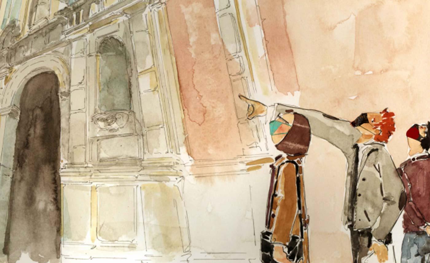 Jornadas europeas de patrimonio 2020 Huelva Lugares colombinos, legado inglés, Juan Ramón Jiménez, Sólmen de Soto, Turóbriga, Museo Visitas Guiadas