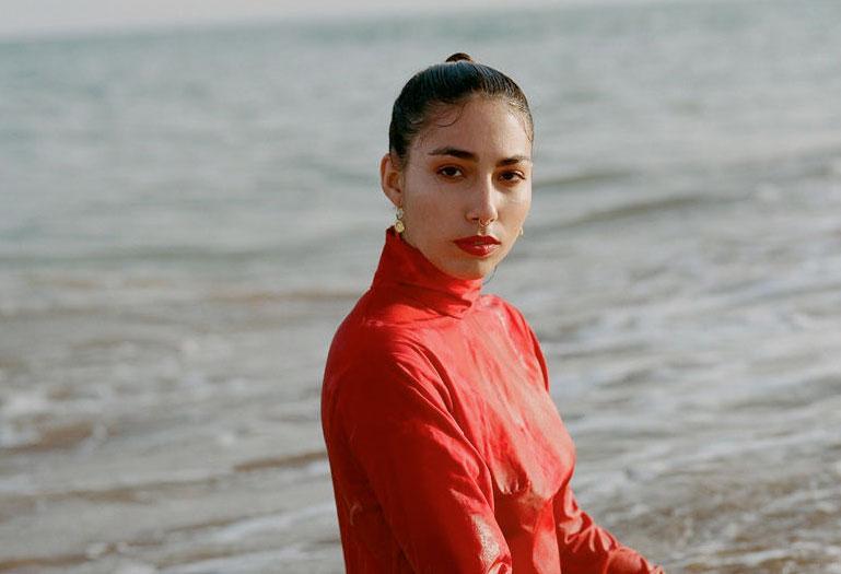 María José Llergo Flamenco Cantero Rock 2020 Huelva