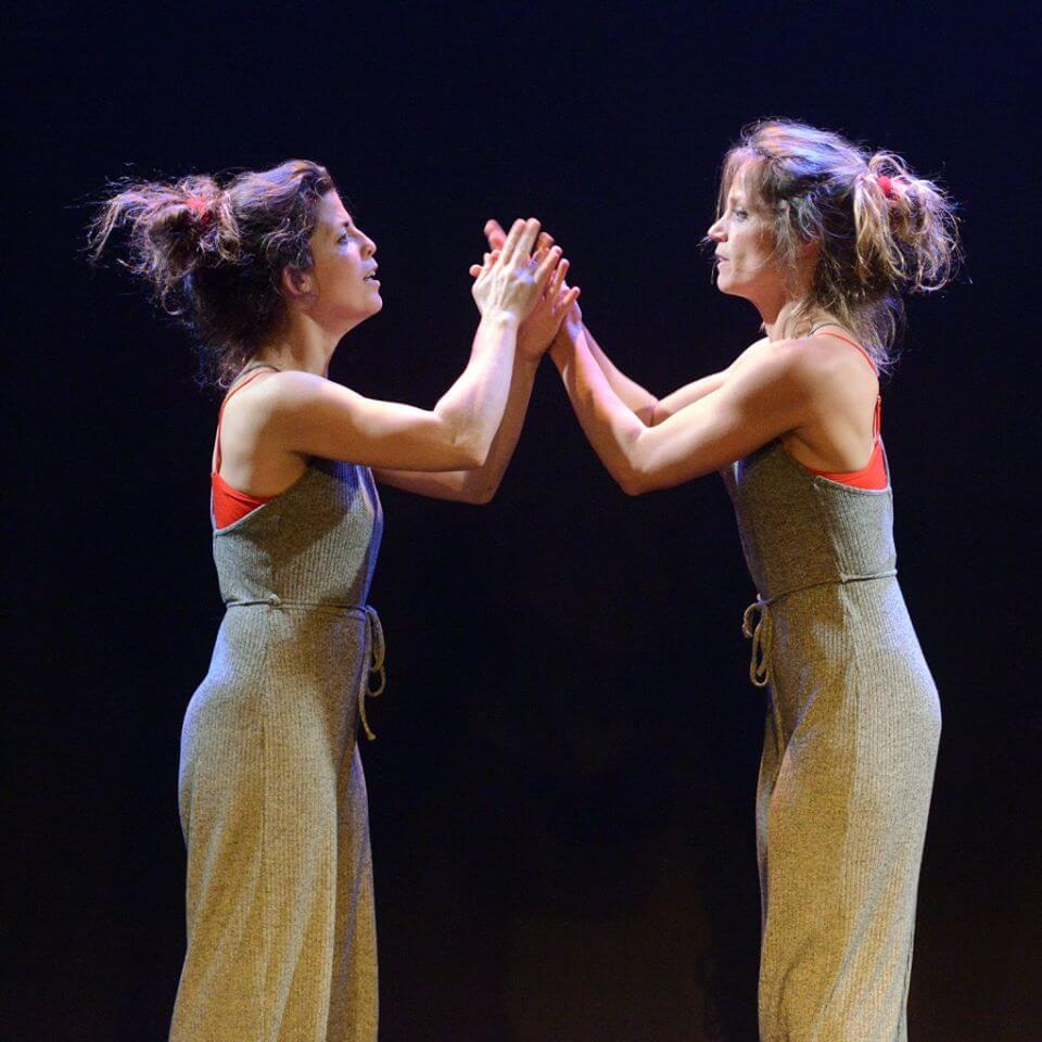 NaNa, una canción de cuna diferente, danza teatro en las cocheras del puerto en Huelva, 2020