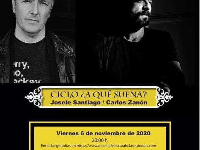 tardes del foro carlos zanon noviembre 2020 josele santiago