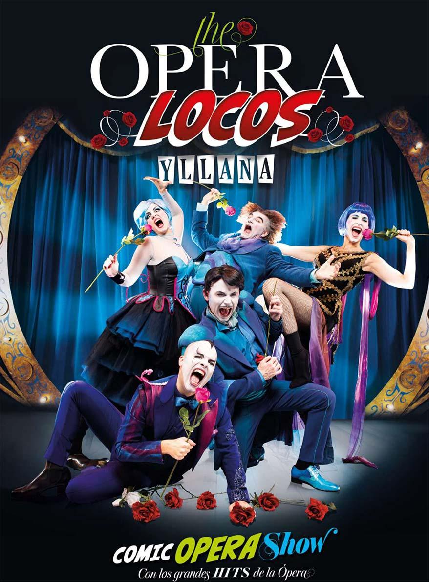 the opera locos gran Teatro de Huelva entradas 2020
