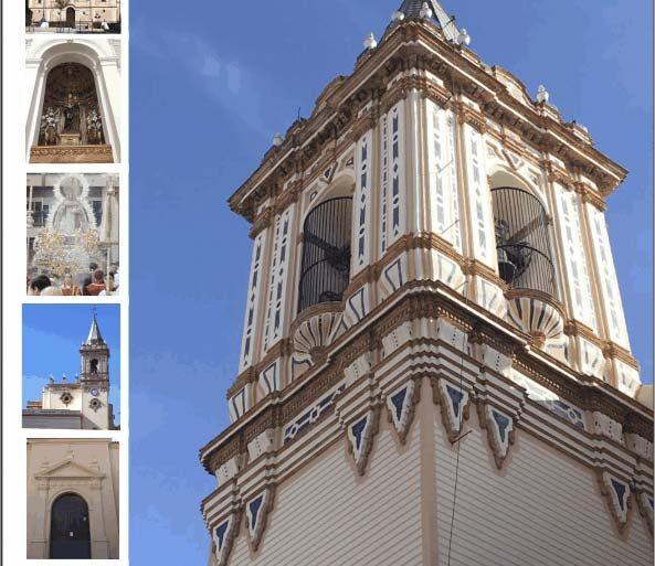 Visitas guiadas Huelva San Pedro la Merced Platalea Patrimonio turistas que ver en Huelva