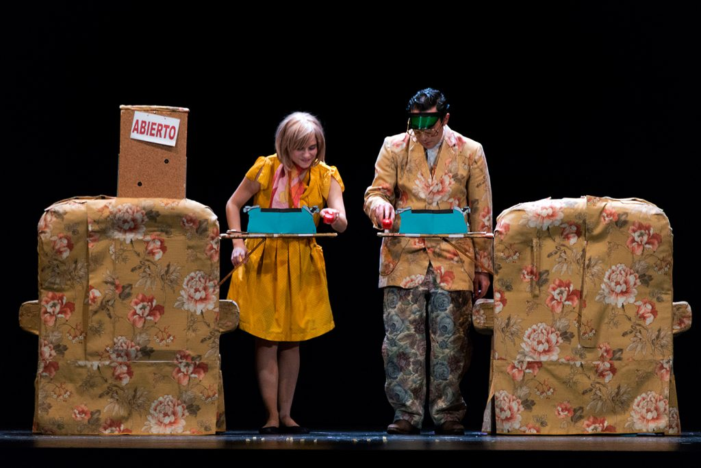 El sofá de Sophie, teatro en clave de humor en Huelva