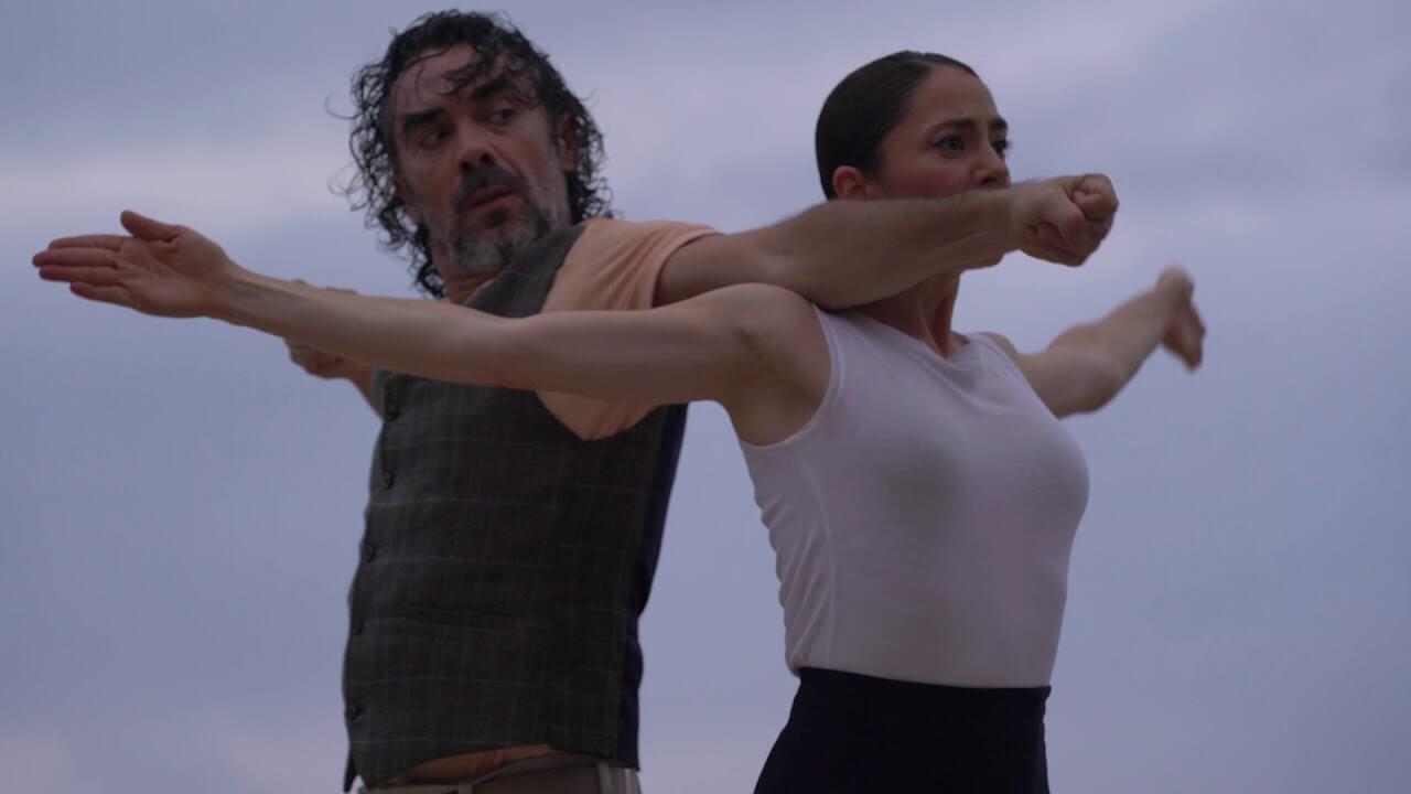 Naufragio Universal, danza con estilo flamenco en Huelva