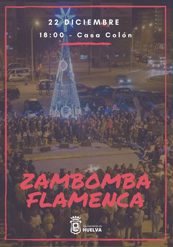 zambomba flamenca navidad 2020