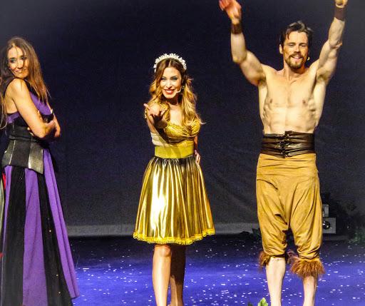Gisela y el libro mágico, el musical de la voz de Disney en España llega a Huelva