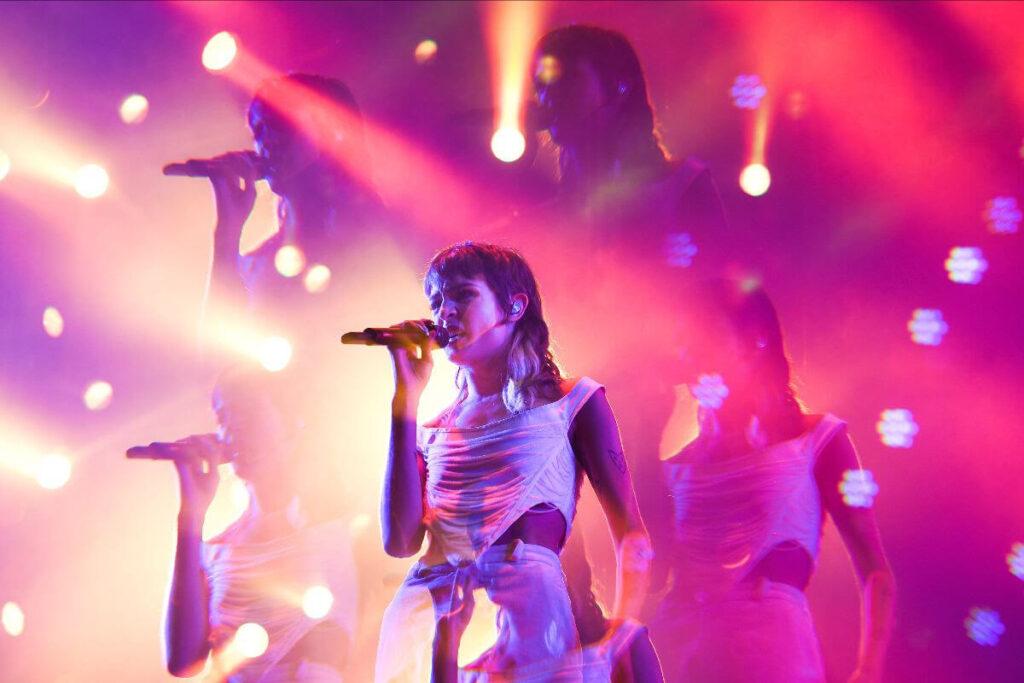 Natalia Lacunza, la joven cantante, compositora, e intérprete que brillo en Operación Triunfo, llega a Huelva